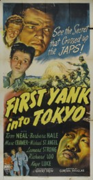 First Yank Into Tokyo - Movie Poster (xs thumbnail)