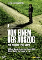 Von einem der auszog - Wim Wenders' frühe Jahre - German Movie Cover (xs thumbnail)