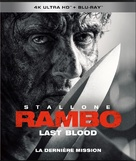 Rambo: Last Blood - Canadian Blu-Ray movie cover (xs thumbnail)