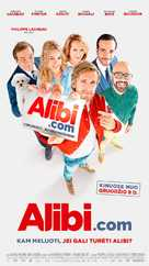 Alibi.com - Lithuanian Movie Poster (xs thumbnail)