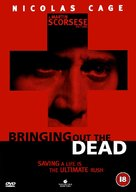 Bringing Out The Dead - British DVD cover (xs thumbnail)