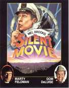 Silent Movie - Movie Cover (xs thumbnail)