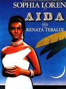 Aida - French Movie Poster (xs thumbnail)