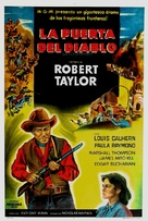 Devil's Doorway - Argentinian Movie Poster (xs thumbnail)