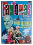 Fantômas - Spanish Movie Poster (xs thumbnail)