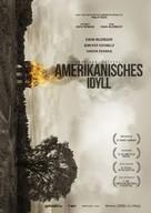American Pastoral - German Movie Poster (xs thumbnail)