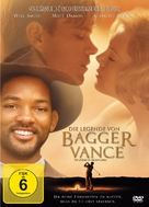 The Legend Of Bagger Vance - German DVD movie cover (xs thumbnail)