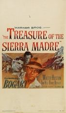 The Treasure of the Sierra Madre - Movie Poster (xs thumbnail)