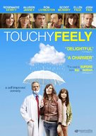 Touchy Feely - DVD cover (xs thumbnail)