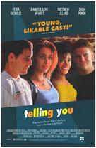 Telling You - Movie Poster (xs thumbnail)