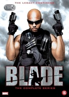 """Blade: The Series"" - Dutch DVD cover (xs thumbnail)"