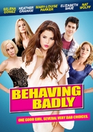 Behaving Badly - Canadian DVD movie cover (xs thumbnail)