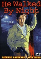 He Walked by Night - DVD cover (xs thumbnail)