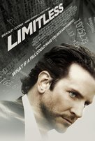 Limitless - Swedish Movie Poster (xs thumbnail)