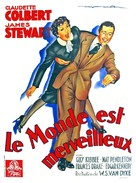 It's a Wonderful World - French Movie Poster (xs thumbnail)