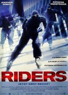 Riders - German Movie Poster (xs thumbnail)