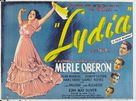 Lydia - British Movie Poster (xs thumbnail)