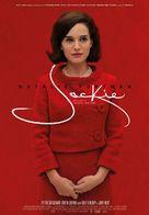 Jackie - Portuguese Movie Poster (xs thumbnail)