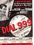 Dial 999 - British Movie Poster (xs thumbnail)