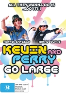 Kevin & Perry Go Large - Australian Movie Cover (xs thumbnail)