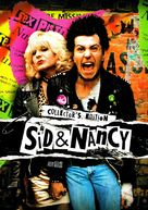 Sid and Nancy - DVD movie cover (xs thumbnail)