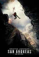San Andreas - Canadian Movie Poster (xs thumbnail)