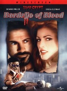 Bordello of Blood - DVD cover (xs thumbnail)