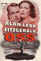 O.S.S. - Movie Poster (xs thumbnail)
