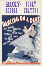 Dancing on a Dime - Movie Poster (xs thumbnail)