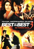 Best of the Best 3: No Turning Back - German DVD cover (xs thumbnail)
