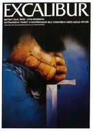 Excalibur - Czech Movie Poster (xs thumbnail)