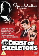 Coast of Skeletons - British DVD movie cover (xs thumbnail)
