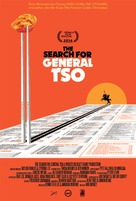 The Search for General Tso - Movie Poster (xs thumbnail)