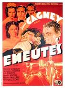 Frisco Kid - French Movie Poster (xs thumbnail)