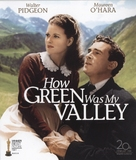 How Green Was My Valley - Blu-Ray cover (xs thumbnail)