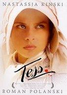 Tess - Czech DVD cover (xs thumbnail)