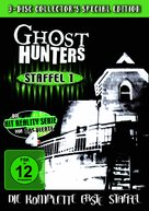 """""""Ghost Hunters"""" - German DVD movie cover (xs thumbnail)"""