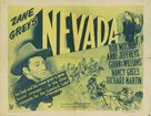 Nevada - Re-release poster (xs thumbnail)