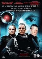 Universal Soldier: Regeneration - Turkish Movie Cover (xs thumbnail)