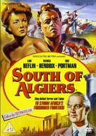 South of Algiers - British DVD movie cover (xs thumbnail)