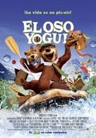Yogi Bear - Spanish Movie Poster (xs thumbnail)
