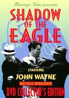 The Shadow of the Eagle - DVD cover (xs thumbnail)