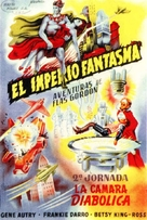 The Phantom Empire - Spanish Movie Poster (xs thumbnail)