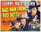 Bad Man from Red Butte - Movie Poster (xs thumbnail)