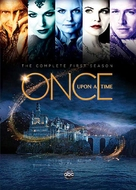 """Once Upon a Time"" - DVD movie cover (xs thumbnail)"