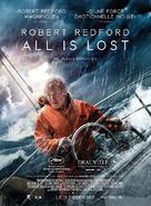 All Is Lost - French Movie Poster (xs thumbnail)