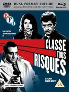 Classe tous risques - British Blu-Ray cover (xs thumbnail)