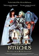Beetle Juice - Spanish Movie Poster (xs thumbnail)