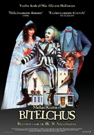 Beetle Juice - Spanish Movie Poster (xs thumbnail)