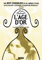 L'âge d'or - DVD cover (xs thumbnail)